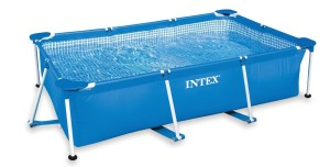 Intex Frame Pool Family