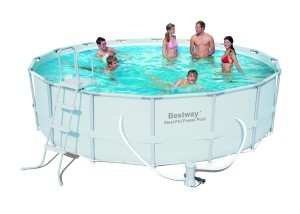 Bestway Frame Pool Power Steel