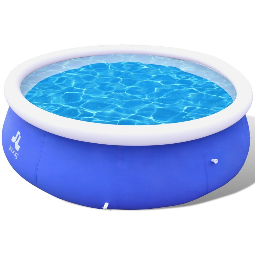 Aufblasbarer pool top 5 preisvergleich test for Rundpool set angebot