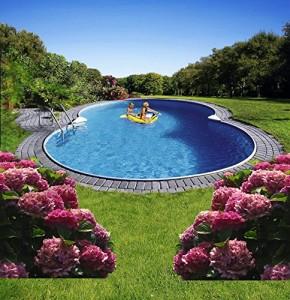 My Pool Premium Achtformpool