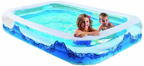 Aufblasbarer pool top 5 preisvergleich test for Gartenpool rund aufblasbar